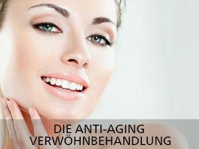 Anti-Aging Verwöhnbehandlung