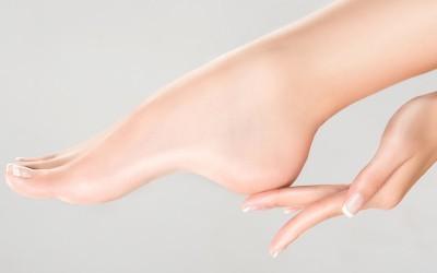 Auf freiem Fuß: mit gepflegten Füßen in Höchstform