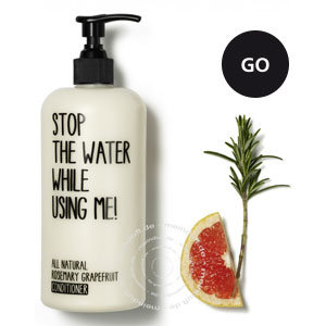 STOP THE WATER WHILE USING ME! - ROSEMARY GRAPEFRUIT CONDITIONER