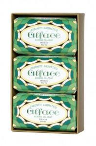 Claus Porto – Alface Almond Oil Box