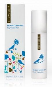 Snowberry Kosmetik – Bright Defence Day Cream No1