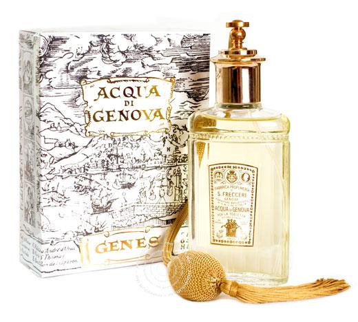 Acqua di Genova – Ein neues Dufterlebnis bei Heike Ackermann