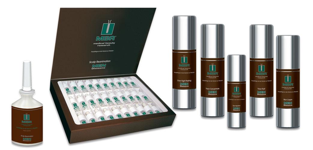 MBR Kosmetik Oleosome: Anti-Aging speziell für IHN