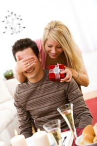 Kleine Geschenke erhalten die Liebe …