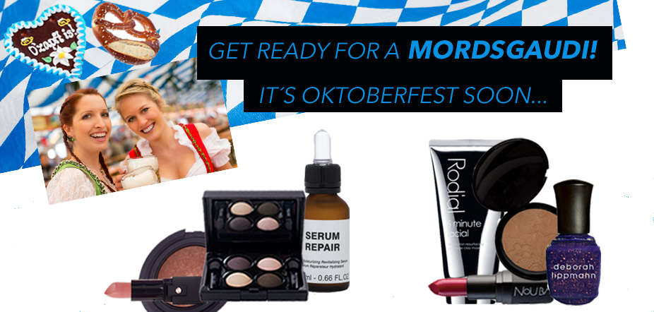 Oktoberfest 2012 – Die Beauty Must-Haves