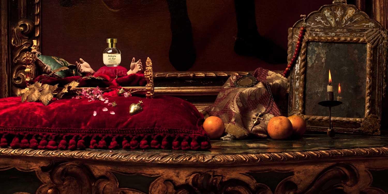 Arquiste Infanta en Flor: Wie duftete der Juni 1660?, Ackermann Beauty