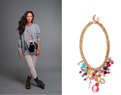 Venessa Arizaga: Modeschmuck mit Charme