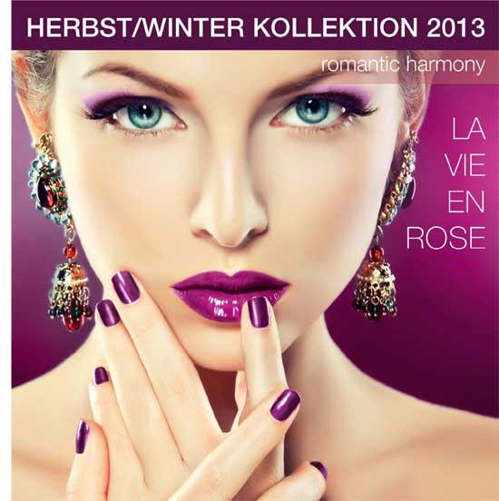 Make-up für Herbst und Winter 2013