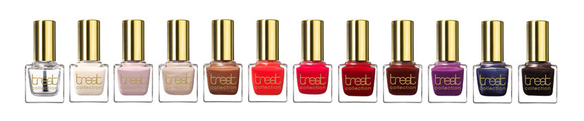 Treat Collection – Nagellacke mit Stil