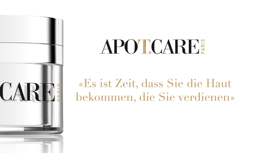 Apot.Care: Die Anti-Ageing-Innovation