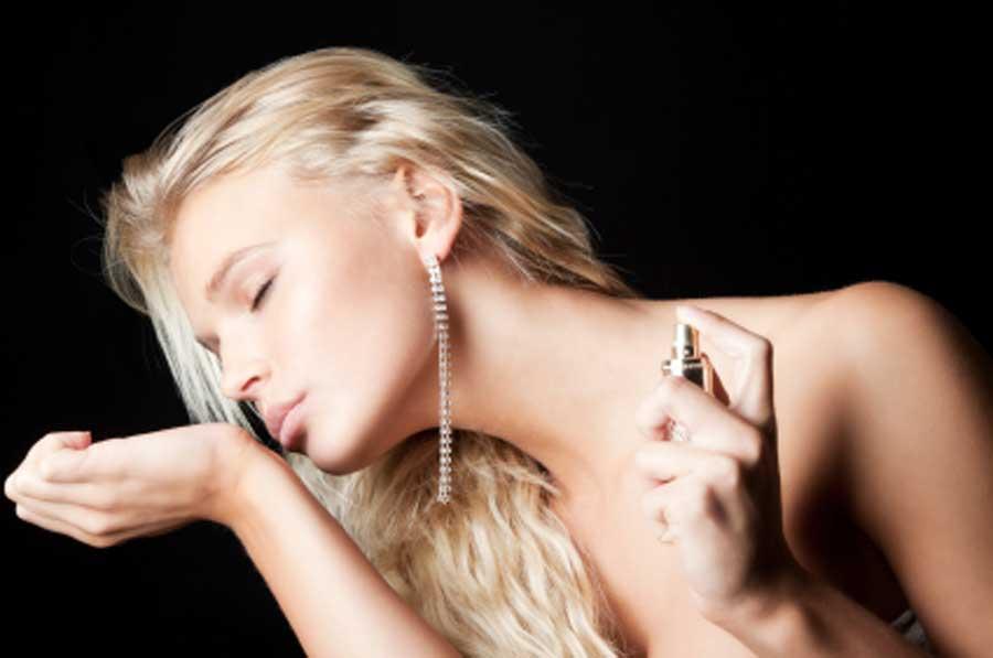Die drei Phasen eines Parfums