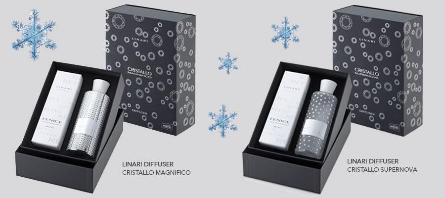 Die duftenden Cristal Stars von Linari