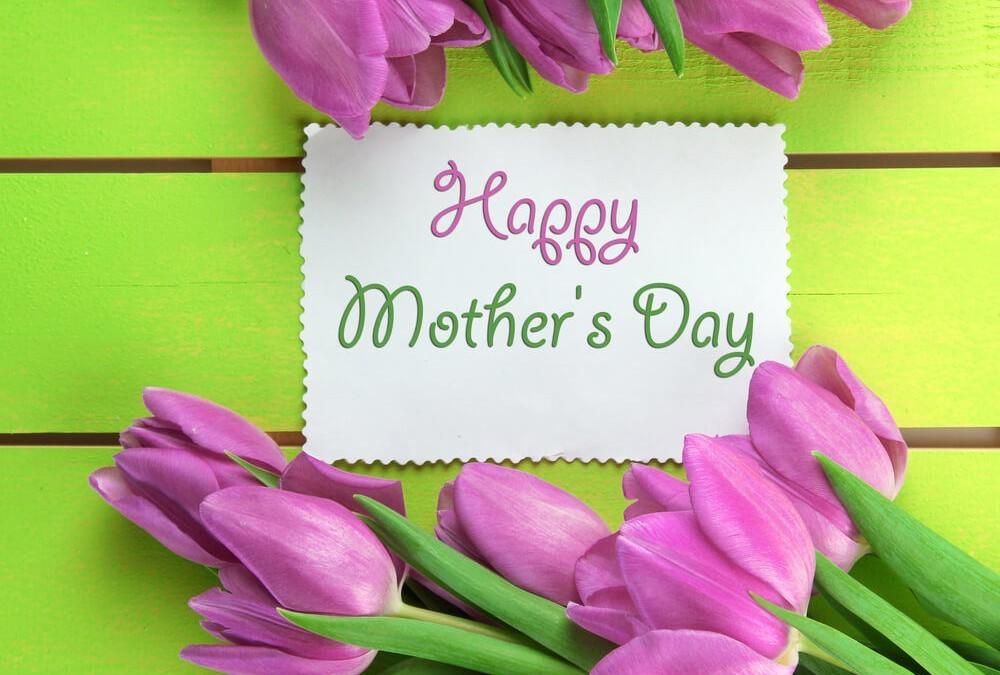 Farbenfroher Muttertag – Geschenkideen