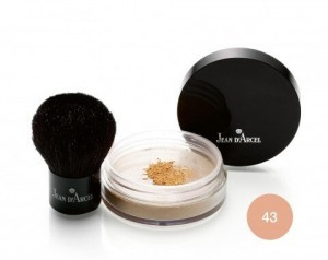 Das Jean d'Arcel – Mineral Powder Make Up No 43