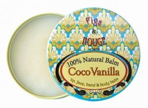Figs and Rouge – Coco Vanilla Balm