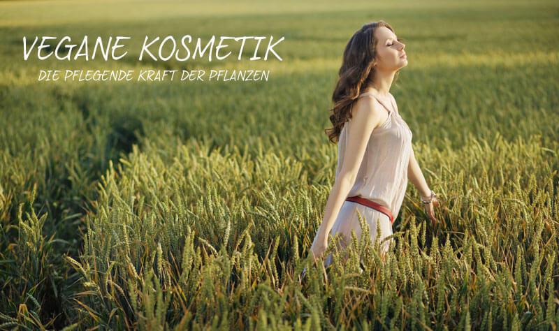 Vegane Kosmetik – Pflanzen pur