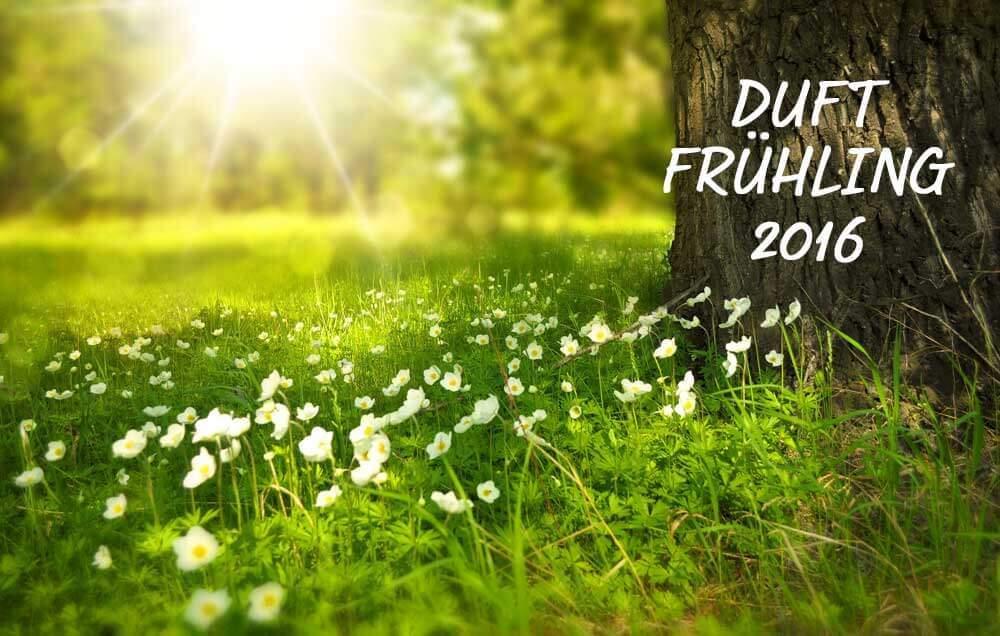 Frühlingsgefühle – Die Parfums fürs Frühjahr