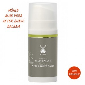 mühle after shave balsam aloe vera naturkosmetik für empfindliche haut