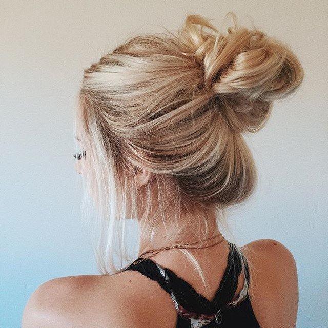 Der Dutt – Schadet die Trendfrisur dem Haar?